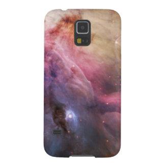 Espacio fresco de las estrellas de la nebulosa de  carcasa de galaxy s5