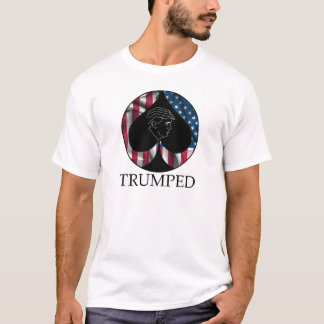 Espada de Donald Trump Trumped Camiseta