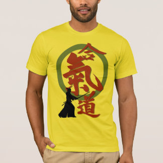 Espada del Aikido Camiseta