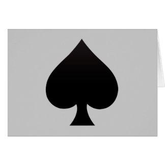Espada - juego del icono de las tarjetas