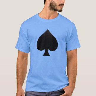 Espada - juego del icono de las tarjetas camiseta