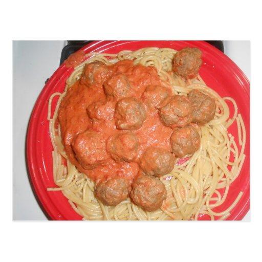 espaguetis postales