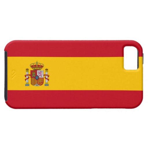 España - bandera española iPhone 5 carcasas