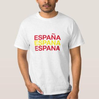 ESPAÑA CAMISETA
