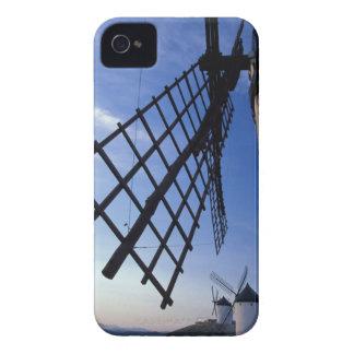España, Consuegra, molinoes de viento de Mancha Case-Mate iPhone 4 Protector