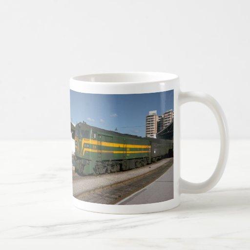 España, diesel del camino de RENFE Tazas