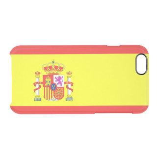 España Funda Transparente Para iPhone 6/6S