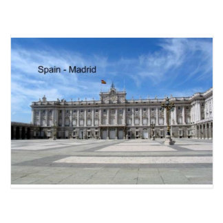 España, Madrid Plaza de la Armería (St.K) Postal