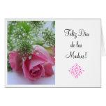 Español: 3 día de Dia de la Madre /Mother Felicitacion