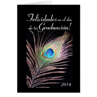 Español: Graduación Graduacion/2014 Tarjeta De Felicitación