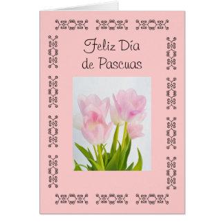 Español: Pascua/Pascua Felicitacion