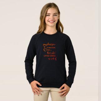 Especia y todo de la calabaza Niza camiseta de los
