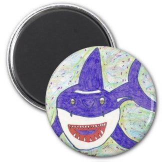 Especie del tiburón imán