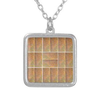 Espectro de mármol cristalino de HealingSTONE KOOL Pendientes