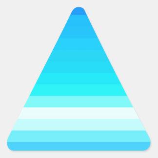 Espectro reconstruido calcomanía de trianguladas