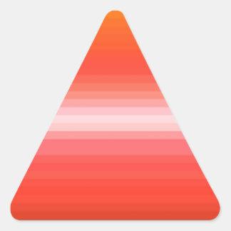 Espectro reconstruido calcomanía trianguloada