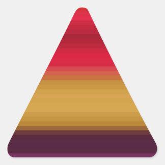 Espectro reconstruido calcomania trianguloada
