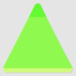 Espectro reconstruido pegatinas trianguloes