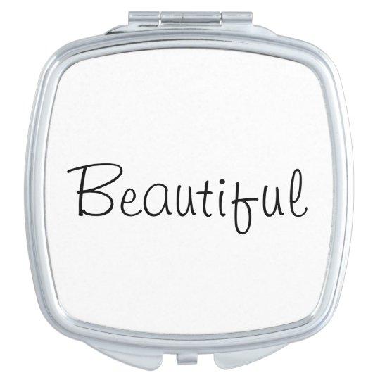 Espejo compacto