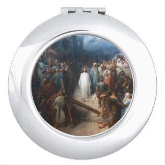 Espejo Compacto Cristo que deja Praetorium