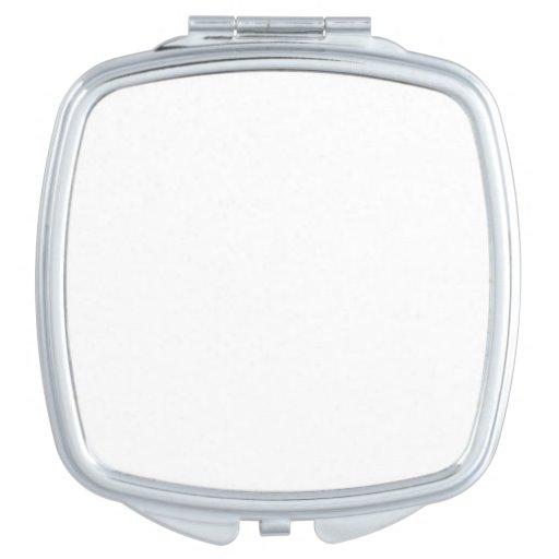 Espejo compacto Cuadrado
