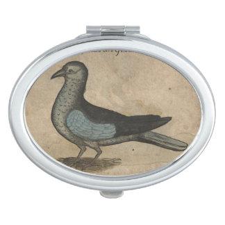 Espejo Compacto Cuervo