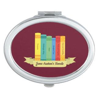 Espejo Compacto Las novelas de Jane Austen III