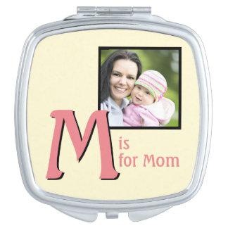 Espejo Compacto M para la mamá