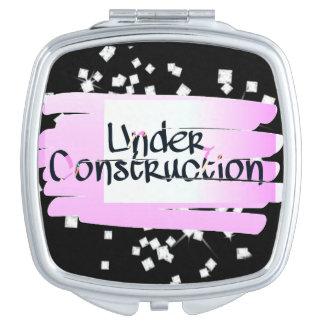 Espejo Maquillaje Debajo del espejo del acuerdo de la construcción