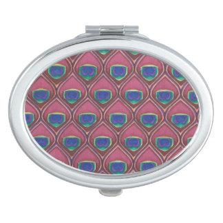 Espejo Maquillaje Espejo del bolsillo