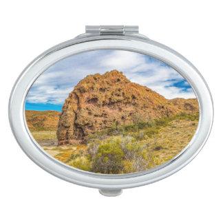 Espejo Para El Bolso Paisaje patagón, la Argentina