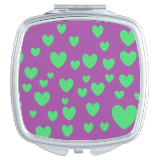 Espejo verde del acuerdo del cuadrado de los espejos compactos
