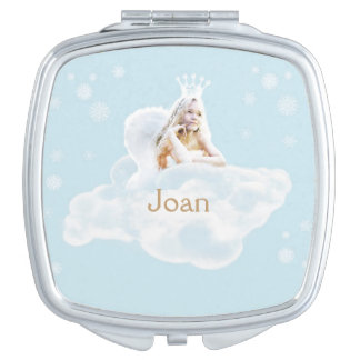 Espejos De Maquillaje Espejo ideal del acuerdo del cuadrado del ángel