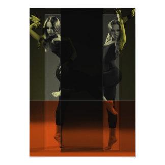 Espejos del baile invitacion personal