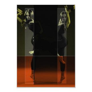 Espejos del baile anuncio personalizado