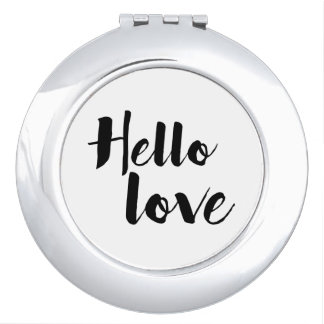 Espejos Maquillaje Hola amor
