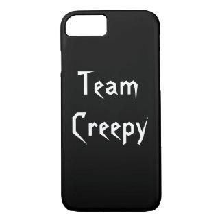 © espeluznante del teléfono del equipo funda para iPhone 8/7