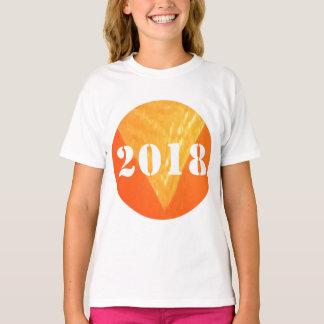 Espera de la camiseta de Hanes TAGLESS® de 2018