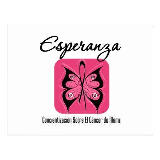 Esperanza - Cancer de Mamá Postal