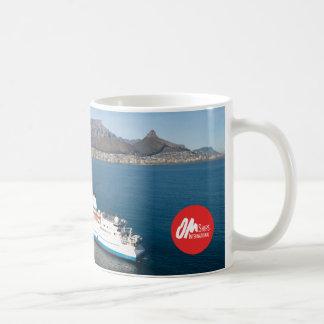 Esperanza de los logotipos en la taza I de Cape