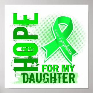 Esperanza de mi linfoma de la hija poster
