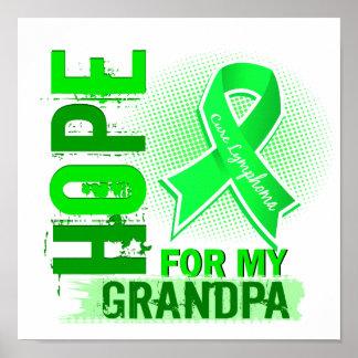 Esperanza de mi linfoma del abuelo poster