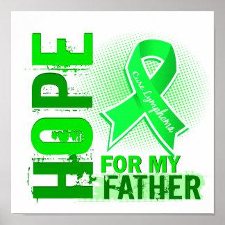 Esperanza de mi linfoma del padre posters