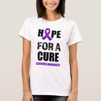 Esperanza de una camisa de la conciencia de