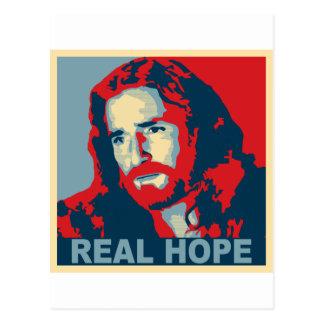 Esperanza real Jesús Postal