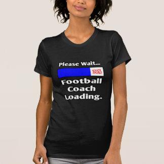Espere por favor… el cargamento del entrenador de  camiseta