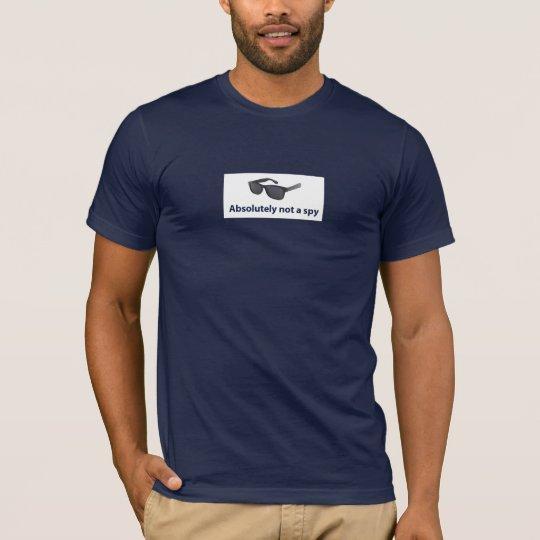 Espía Camiseta