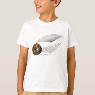 Espía de oro del encanto el | de Harry Potter Camiseta