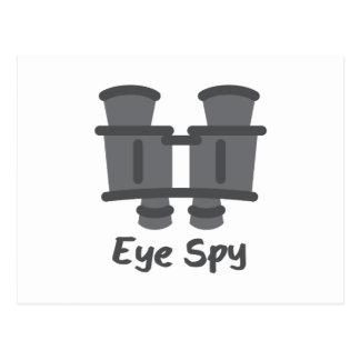 Espía del ojo postal