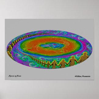 Espiral de almas póster